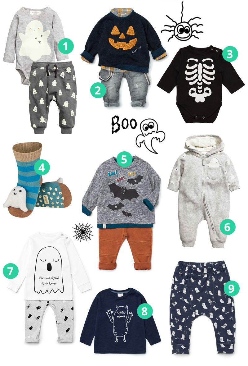 8d86f66706 Ubranka na Halloween dla niemowlaka