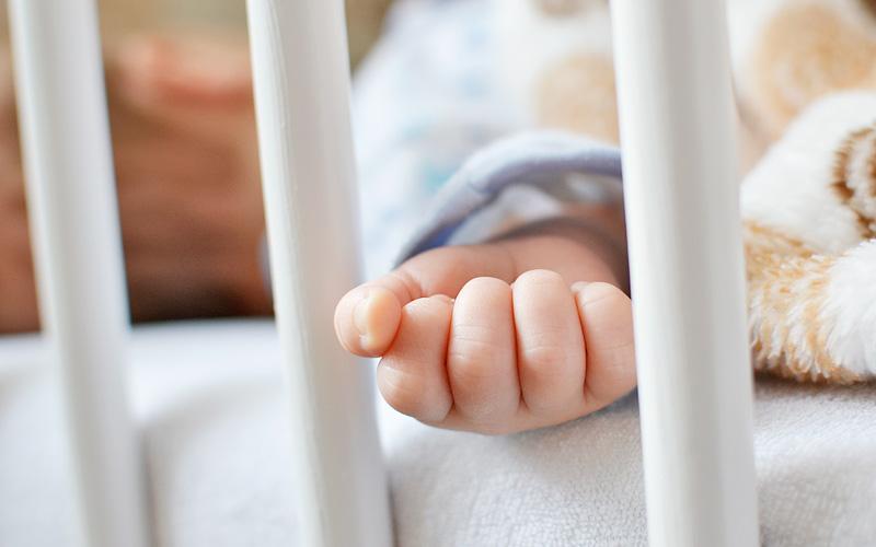 Dlaczego niemowlak płacze?