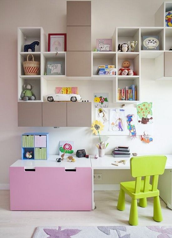 Ikea Stuva W Pokojach Dzieciecych