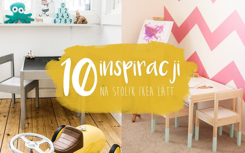 10 Pomysłów I Inspiracji Na Stolik Lätt