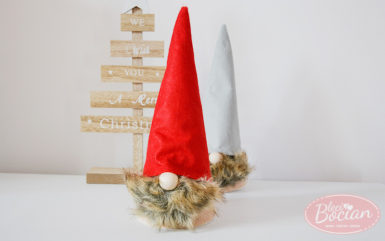 DIY: Świąteczne Skrzaty Krasnale