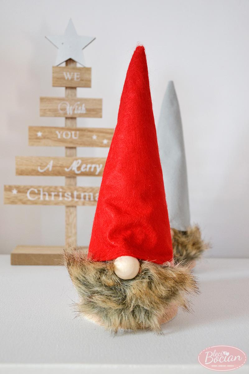 DIY: Świąteczne Skrzaty/Krasnale