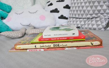 Książki dla (prawie) dwulatka