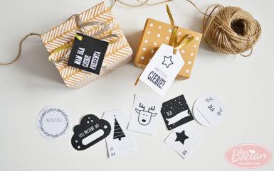 Etykiety na prezenty do druku