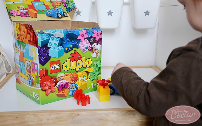 Prezenty dla 2 latka - Lego Duplo
