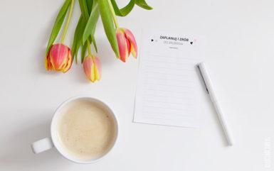 Lista zadań do druku