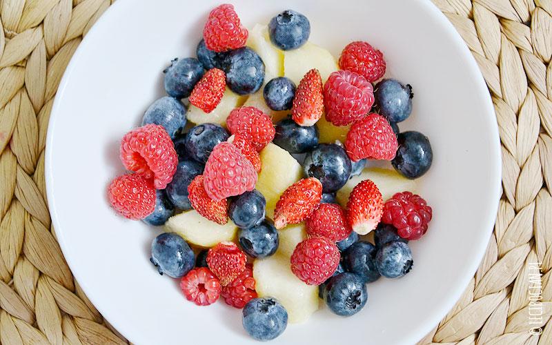 Niespodzianka owockowa