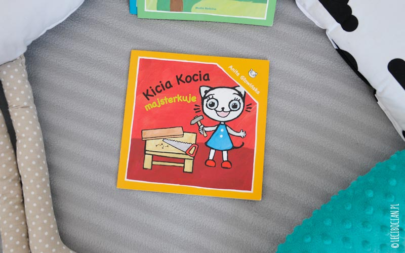 Kicia Kocia majsterkuje