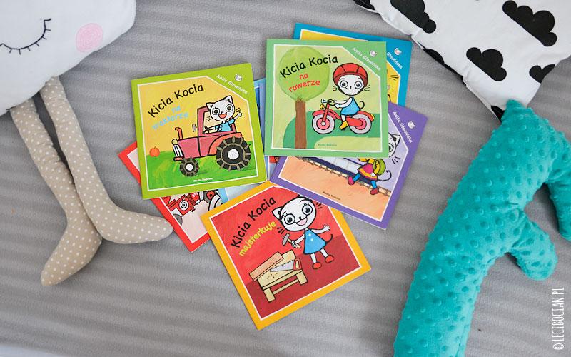 Kicia kocia, czyli książka którą uwielbiają dzieci
