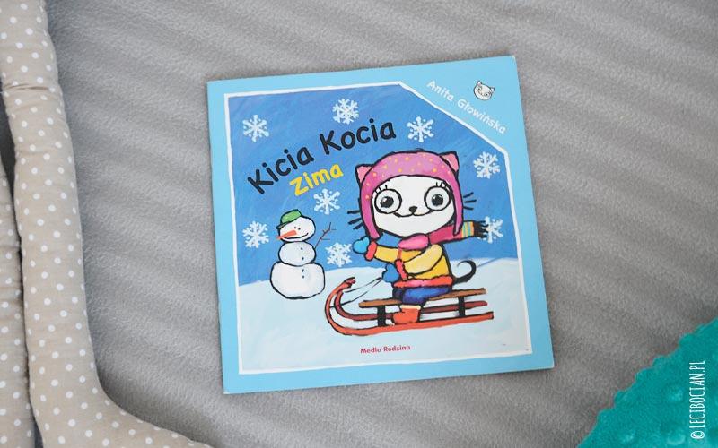 Kicia Kocia zima