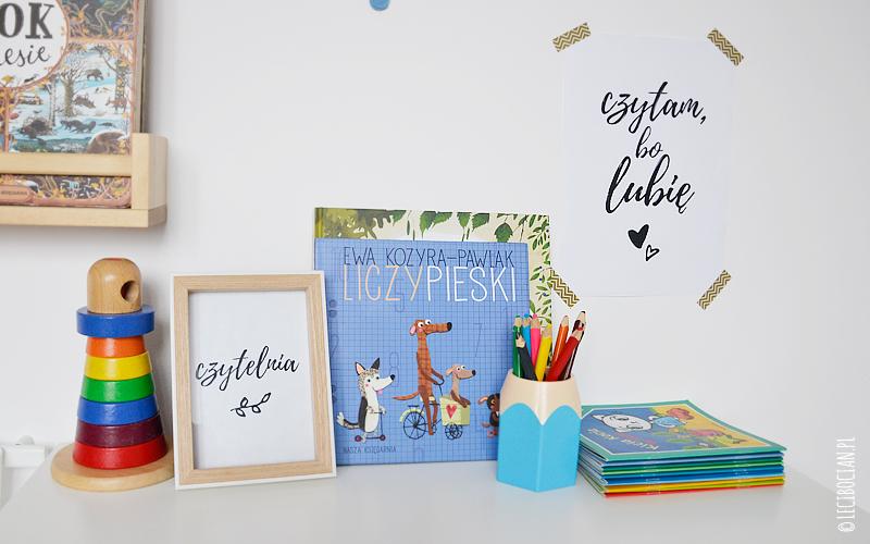Plakaty o książkach
