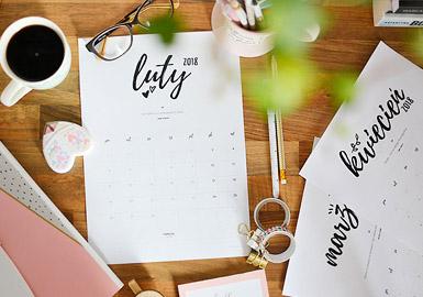 Darmowy kalendarz 2018 do druku