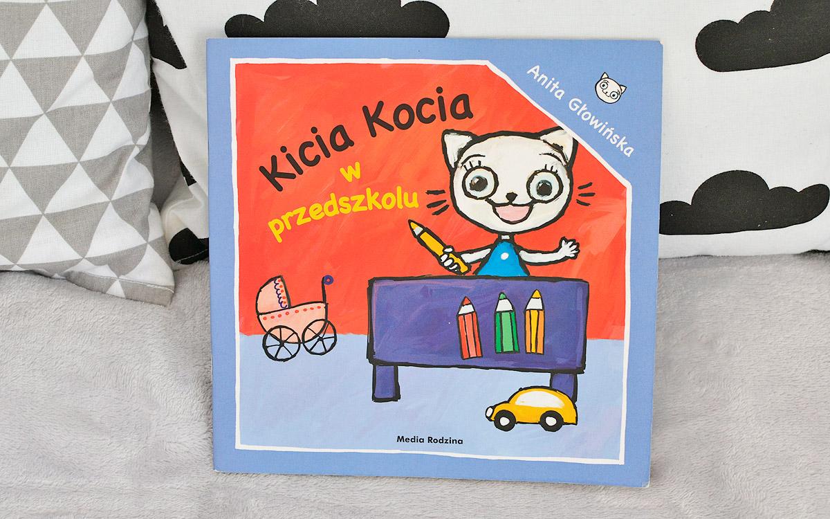 Kicia Kocia w przedszkolu - recenzja