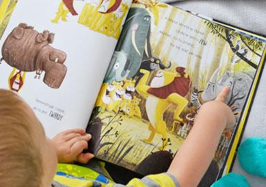 Książki dla dzieci blog
