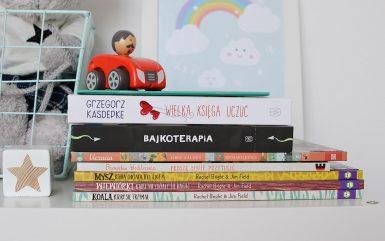 Książki o emocjach i uczuciach, które warto czytać dzieciom