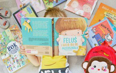 Książki o przedszkolu dla dzieci - 8 książek, które pomagają w adaptacji