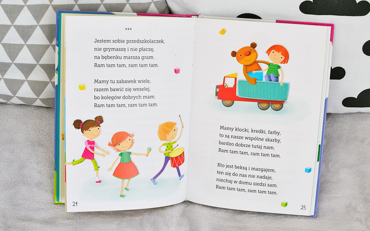 Opowiadania przedszkolaka