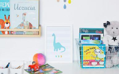 Plakaty z dinozaurami do druku