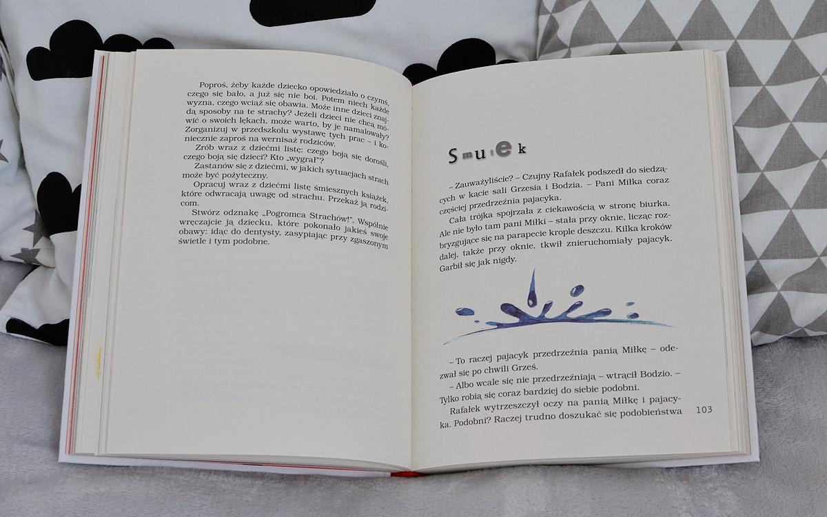 Wielka księga uczuć - recenzja