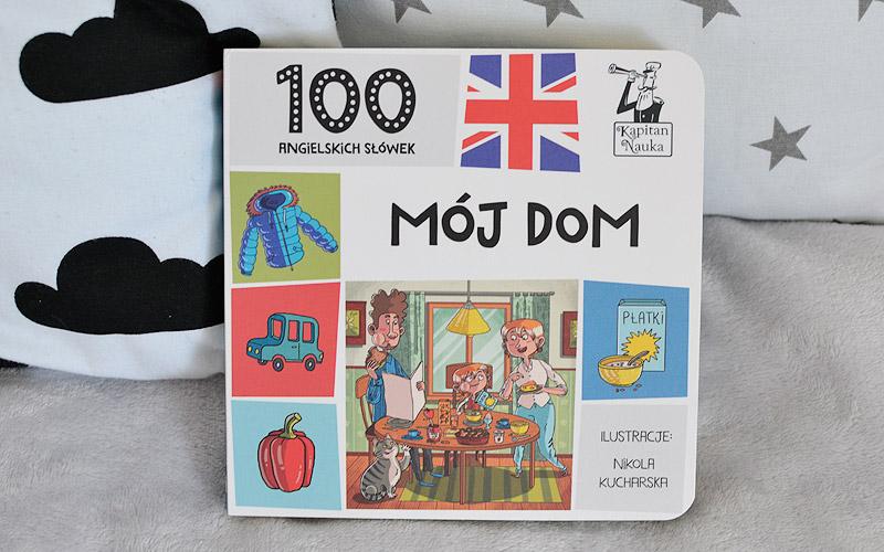 100 angielskich słówek - mój dom