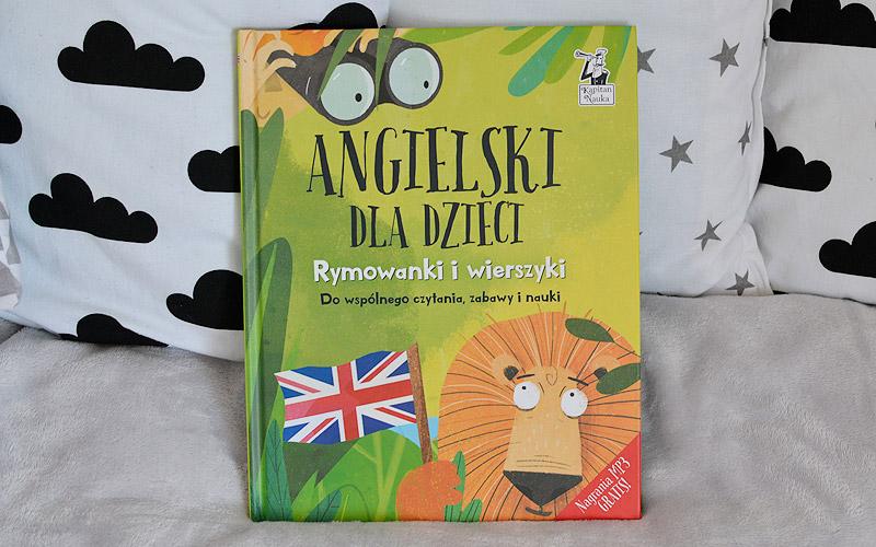 Angielski dla dzieci rymowanki