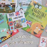4 książki dla dzieci do nauki angielskiego
