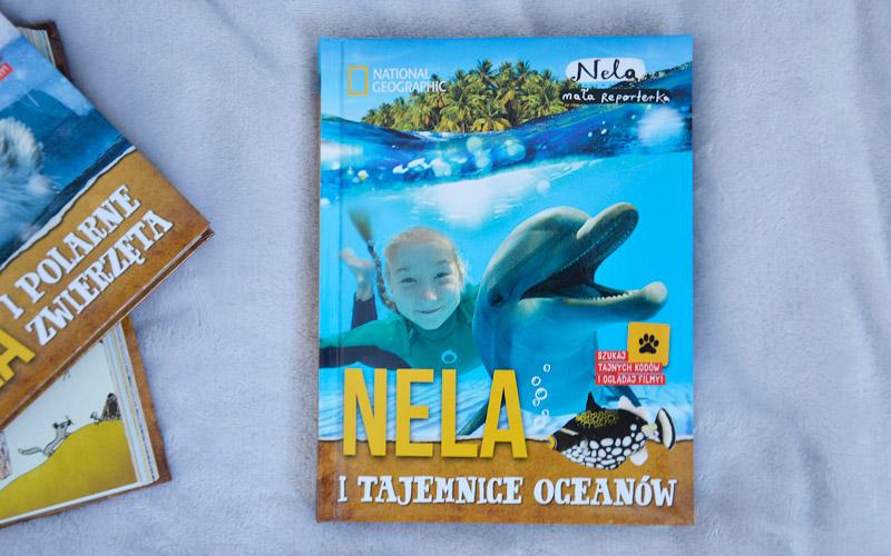 Nela i tajemnice oceanu - okładka