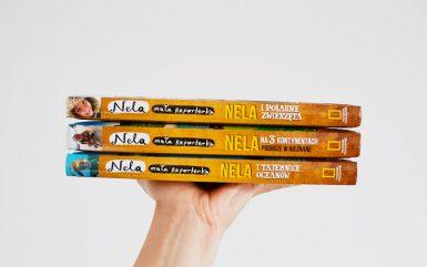 Nela Mała Reporterka - seria książek podróżniczych dla dzieci