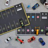 Parking dla autek do druku, czyli 2 parkingi dla resoraków