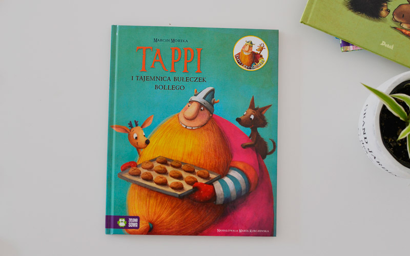 Tappi i tajemnica bułeczek Bollego - opinia