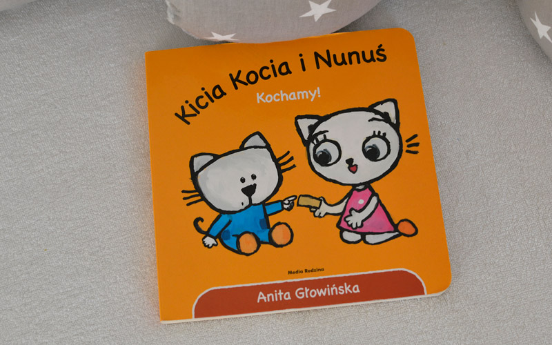 Kicia Kocia i Nunuś - Kochamy! - recenzja
