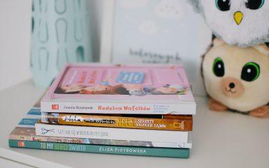 Książki dla przedszkolaka, czyli co nowego czytamy