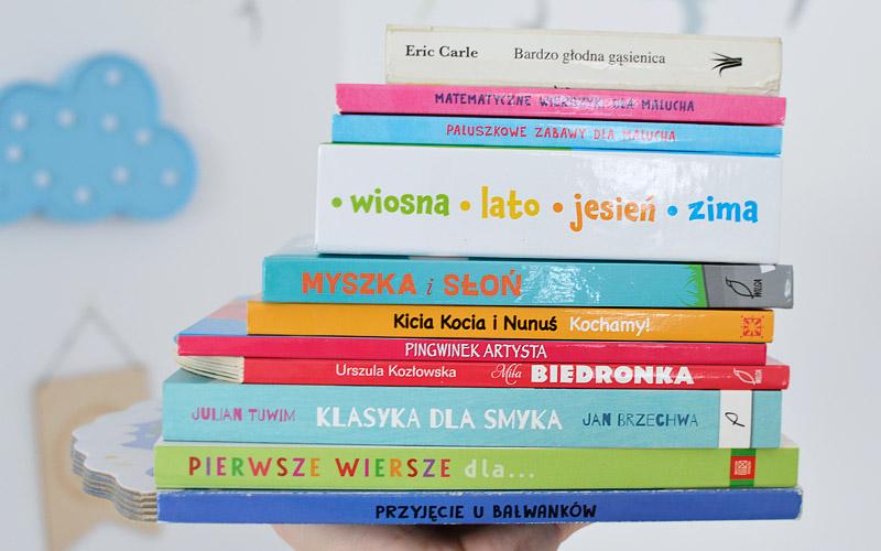 Książki dla malucha, czyli co czytać najmłodszym #1