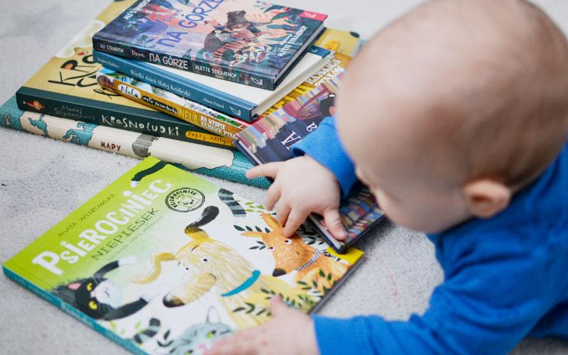 Książki dla przedszkolaka, czyli co nowego czytamy #2