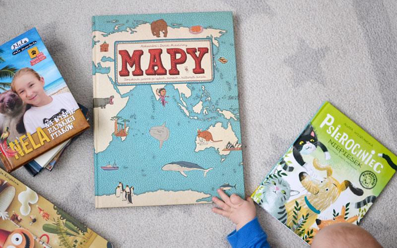 Mapy - recenzja książki