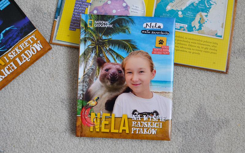 Nela na wyspie rajskich ptaków - recenzja książki