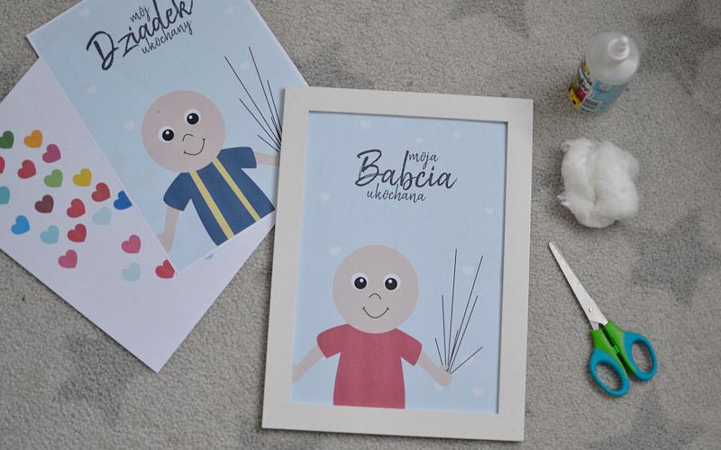 PKreatywne plakaty dla Babci i dziadka