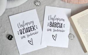 Plakaty dla babci i dziadka (edycja 2019)