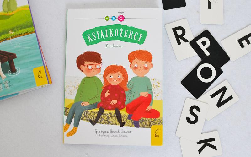 Książkożercy - Bomberka - recenzja, opinia