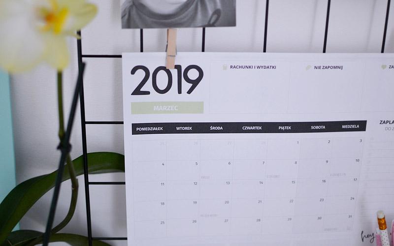 Planer marzec 2019