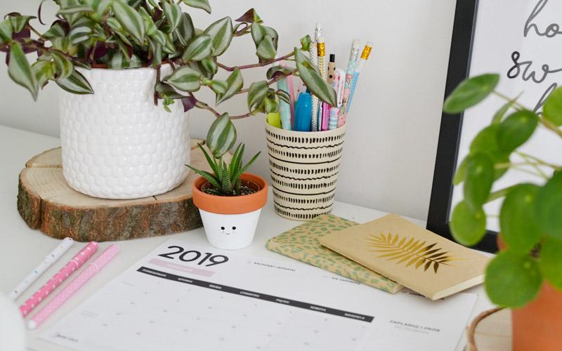 Planer kwiecień 2019 – do pobrania i wydrukowania