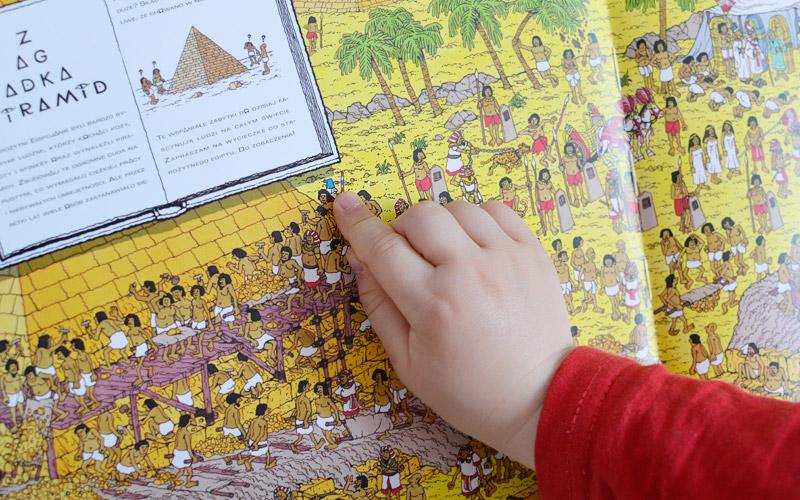 Gdzie jest Wally teraz? - recenzja i zdjęcia książki