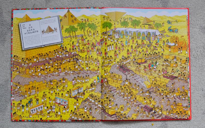 Gdzie jest Wally teraz? - recenzja książki