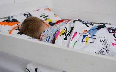 Ospa u niemowlaka i czterolatka - pierwsze objawy i leczenie, czyli jak to było u nas