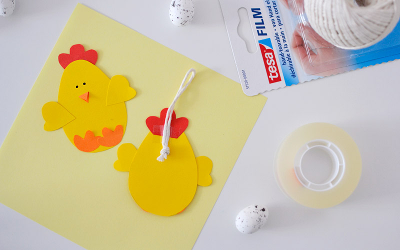 Jak zrobić wielkanocne kurczaki DIY?