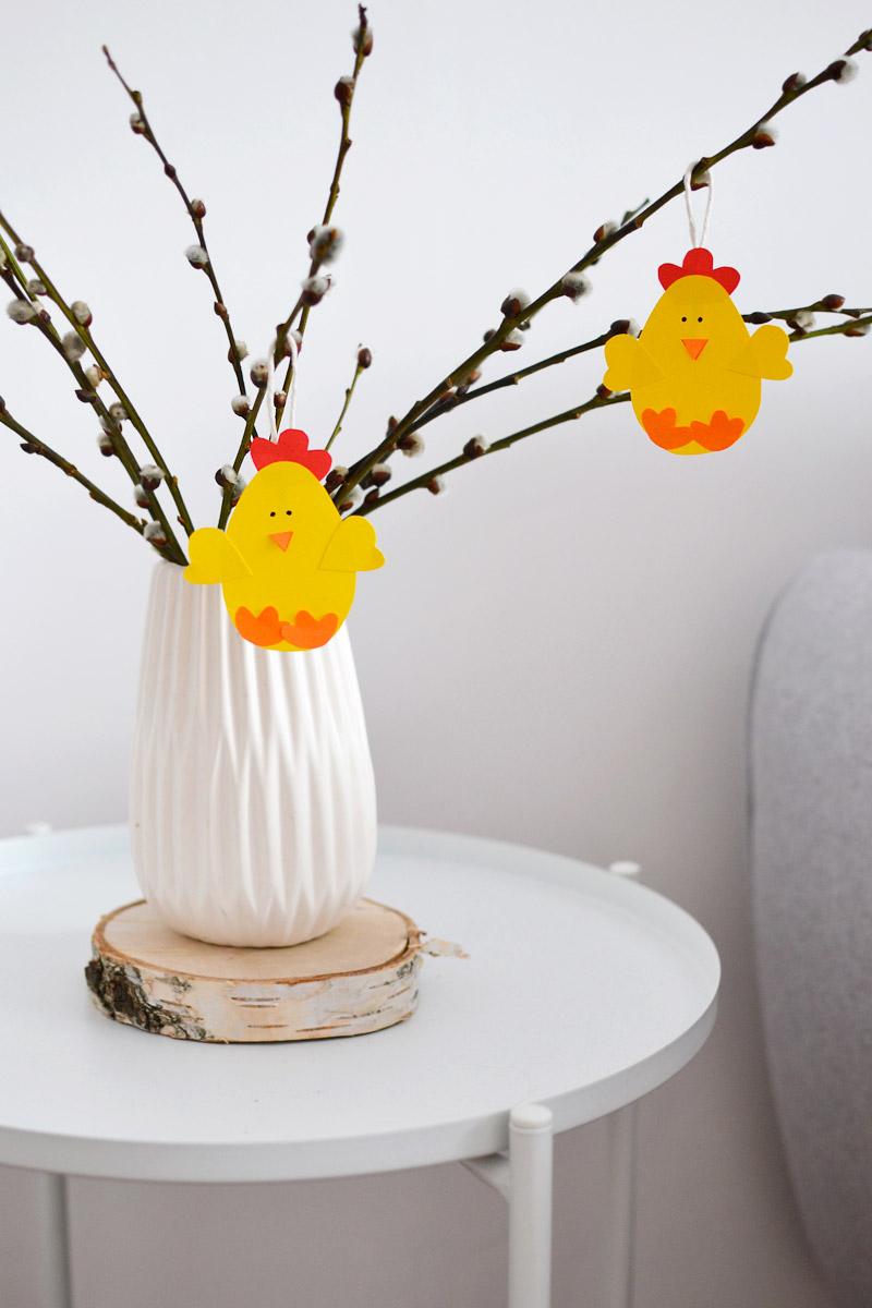 Kreatywnie z dzieckiem #16 – wielkanocne kurczaki