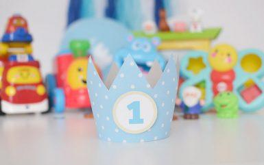 5 ulubionych zabawek mojego rocznego syna, czyli prezenty na roczek