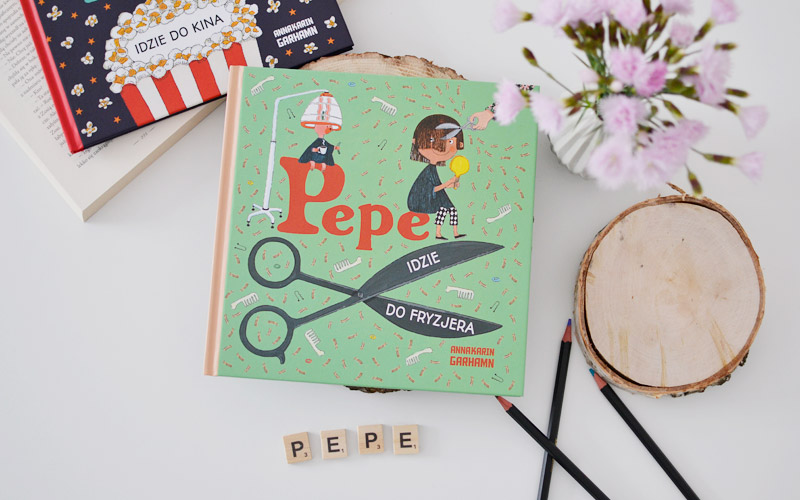 Pepe idzie do fryzjera - recenzja, zdjęcia