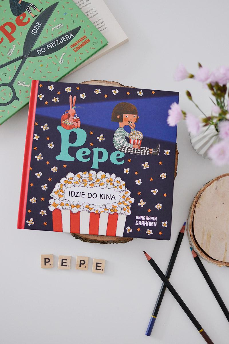 Pepe idzie do kina - recenzja, zdjęcia