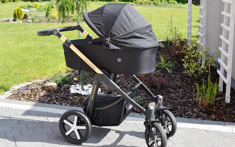Baby Design Lupo COMFORT Limited - gondola